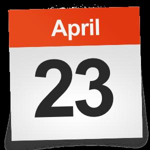 Resultado de imagen de 23rd april