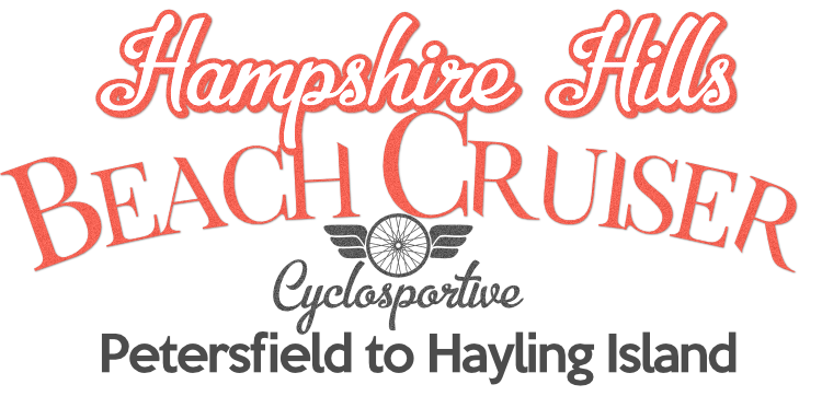 Hampshire Hills Beach Cruiser Sportive, Petersfield to Hayling Island